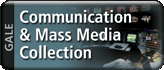communication and mass media collection button
