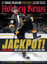 the Hockey News cover
