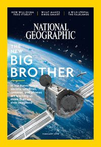 National Geographic cover 2