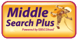 Middle Search Plus Logo